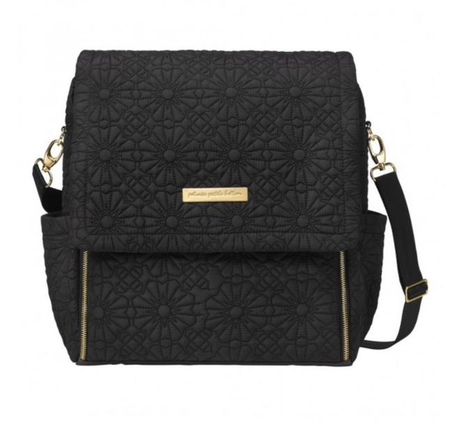 Item - Backpack Bedford In Avenue Black Man Made Material Diaper Bag