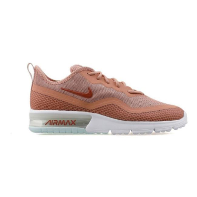 Item - Rose Gold Air Max Sequent For Womens Color Gold.bq8824-600 Sneakers Size US 10 Regular (M, B)
