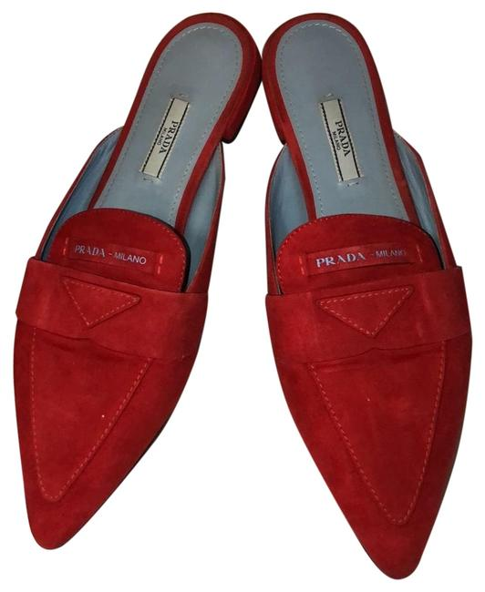 Item - Red Calzature Donna Sandals Size EU 40 (Approx. US 10) Narrow (Aa, N)