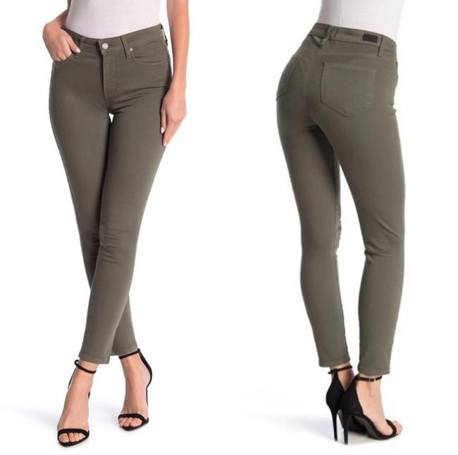Item - Green Hoxton Ankle Skinny Jeans Size 6 (S, 28)