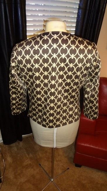 Talbots Brown Blazer