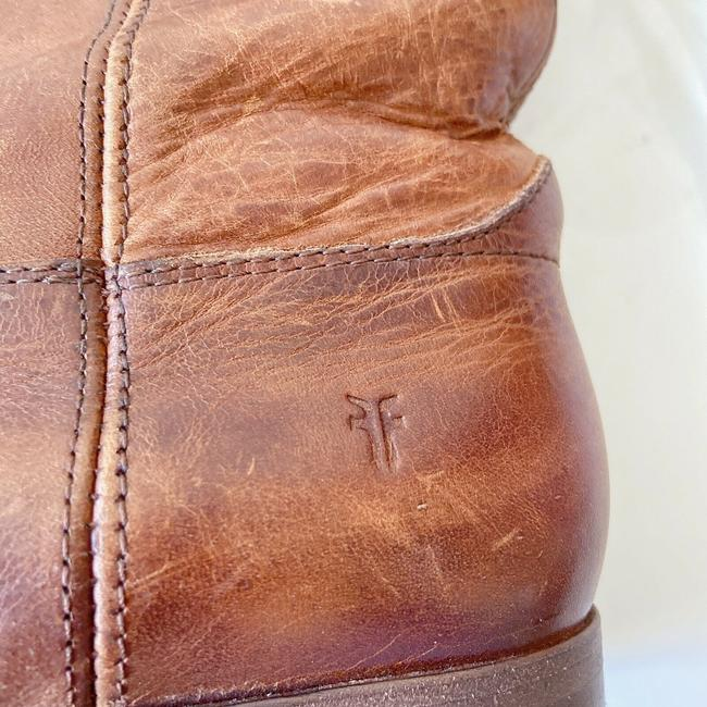 Frye Brown Melissa Button 2 Women's Knee High Pull On Leather Boots/Booties Size US 9.5 Regular (M, B) Frye Brown Melissa Button 2 Women's Knee High Pull On Leather Boots/Booties Size US 9.5 Regular (M, B) Image 11