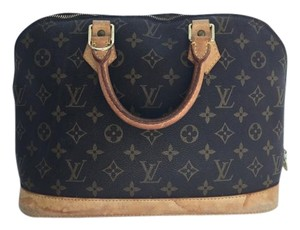 Louis Vuitton Alma Pm Lv Satchel in Monogram