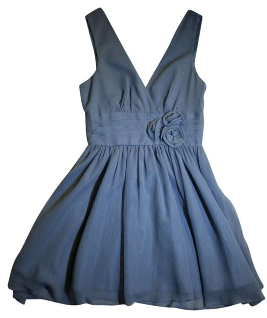 Preload https://item5.tradesy.com/images/forever-21-blue-chiffon-above-knee-short-casual-dress-size-4-s-281779-0-0.jpg?width=400&height=650