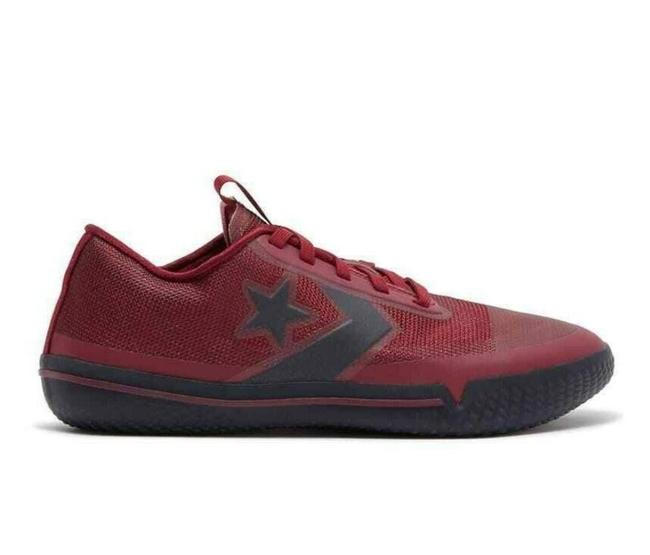 Item - Pomegrante Red All Star Pro Bb Oxford Sneakers Size US 8.5 Regular (M, B)
