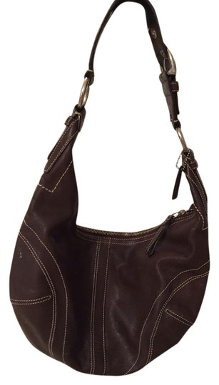 Preload https://item4.tradesy.com/images/coach-brown-leather-hobo-bag-2818063-0-0.jpg?width=440&height=440