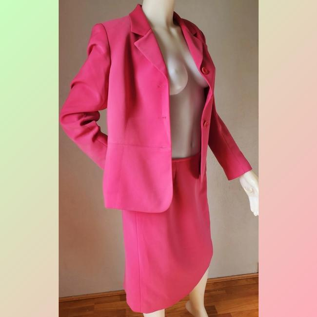 Item - Bubblegum Pink Set Outfit Skirt Suit Size Petite 10 (M)