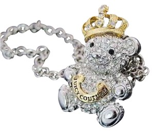 Juicy Couture Juicy Couture Teddy Bear Chain