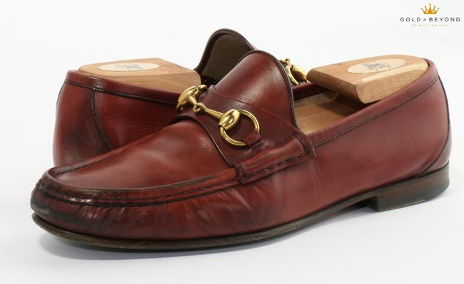 Item - Brown Horsebit 1953 Loafers 310090 Size 7 Shoes