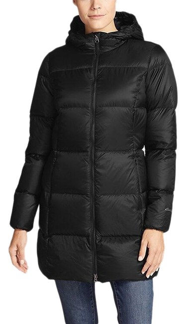 Item - Black Puffer Coat Size 16 (XL, Plus 0x)