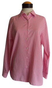 Foxcroft Button Down Shirt Pink