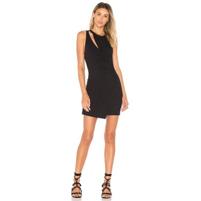 Item - Black Toast To That Short Cocktail Dress Size 0 (XS)