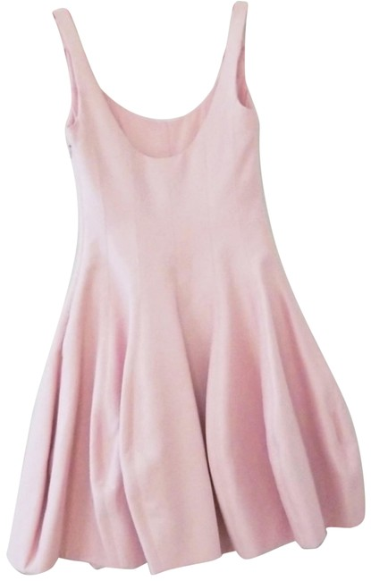 Item - Baby Pink Heritage Or Formal Tulip Short Cocktail Dress Size 0 (XS)