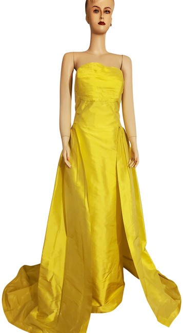 Item - Yellow Collection Formal Dress Size 16 (XL, Plus 0x)
