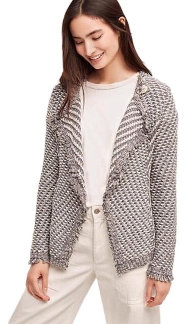 Item - Gray White Angel Of The North Tipperary Blazer Size 0 (XS)