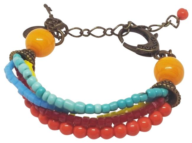 Item - Yellow Hippie Chic Shakiras Earrings Bracelet