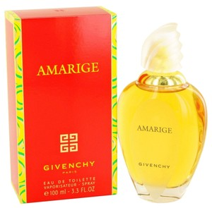 Givenchy Amarige By Givenchy Eau De Toilette Spray 3.4 Oz