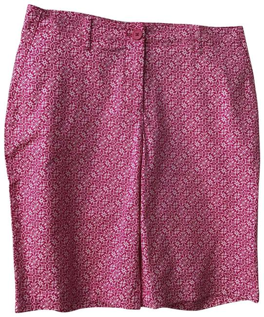Item - Pink and White 9040681 Shorts Size 4 (S, 27)