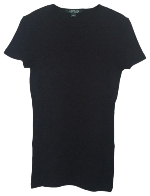 Item - Black Bk Tee Shirt Size 0 (XS)