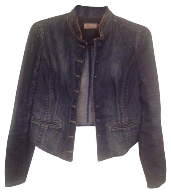 Paige Womens Jean Jacket