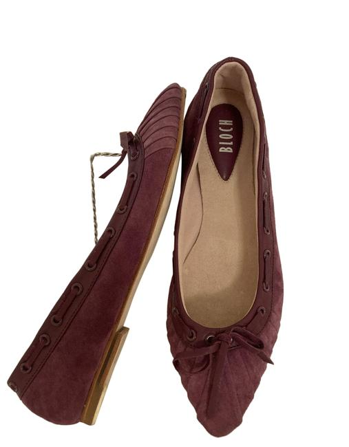 Item - Purple Flats Size US 8 Regular (M, B)