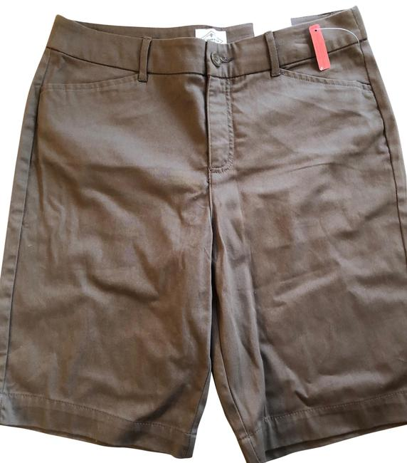 Item - Brown Shorts Size 12 (L, 32, 33)