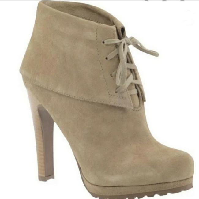 Item - Taupe Tan Genie Boots/Booties Size US 9 Regular (M, B)