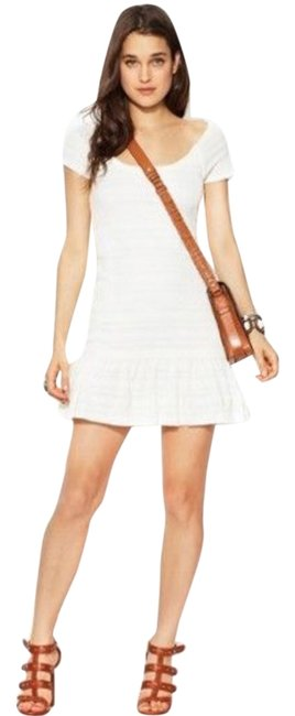 Preload https://item2.tradesy.com/images/free-people-ivory-cozy-day-flounce-above-knee-short-casual-dress-size-8-m-2819911-0-0.jpg?width=400&height=650