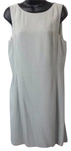 Barbara Bui short dress LIGHT GRAY on Tradesy