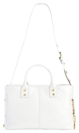 Juicy Couture Satchel in White