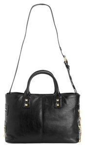 Juicy Couture Satchel in Black