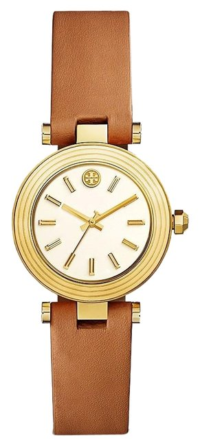 Item - Brown/Gold T Tbw9006 The Classic Luggage Leather Three-hand 30mm Watch