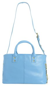 Juicy Couture Satchel in Porcelain Blue