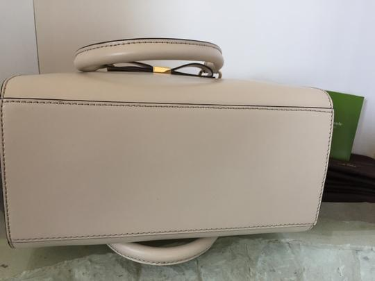 Kate Spade Satchel in cream