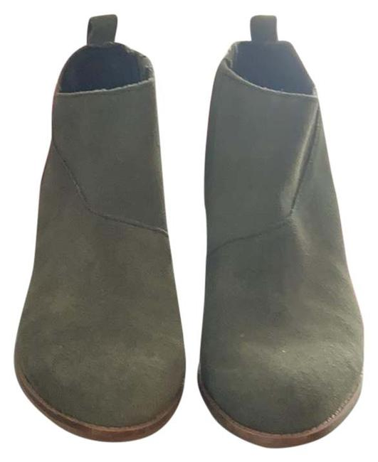 Item - Olive Leilani Boots/Booties Size US 9 Wide (C, D)