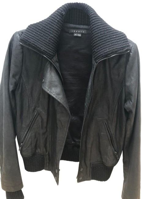 Item - Tildae Textured Hide Jacket Size 8 (M)