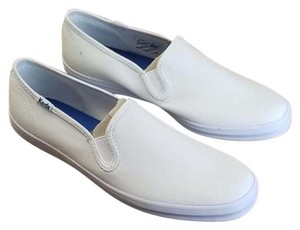 Keds White Boots