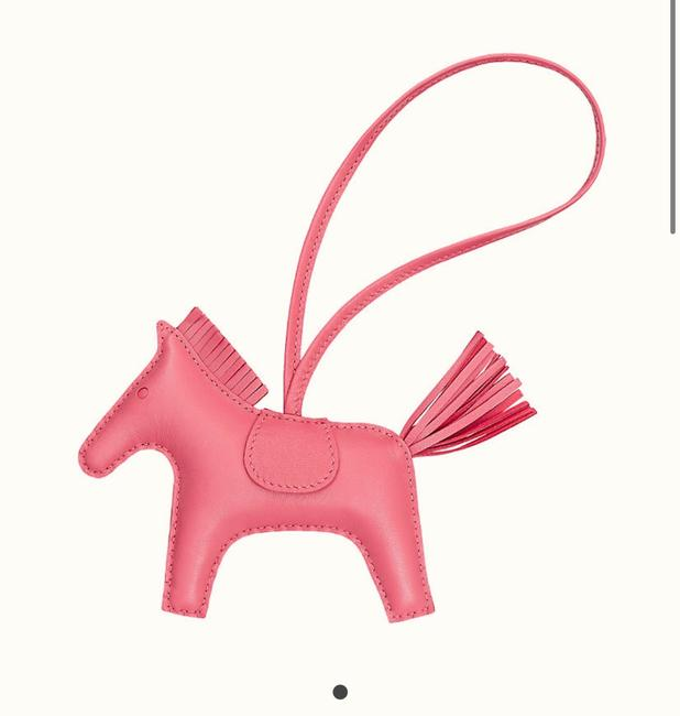 Item - Pink So Rodeo Charm