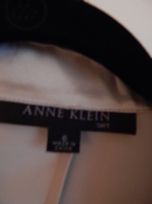 Anne Klein Top Grey