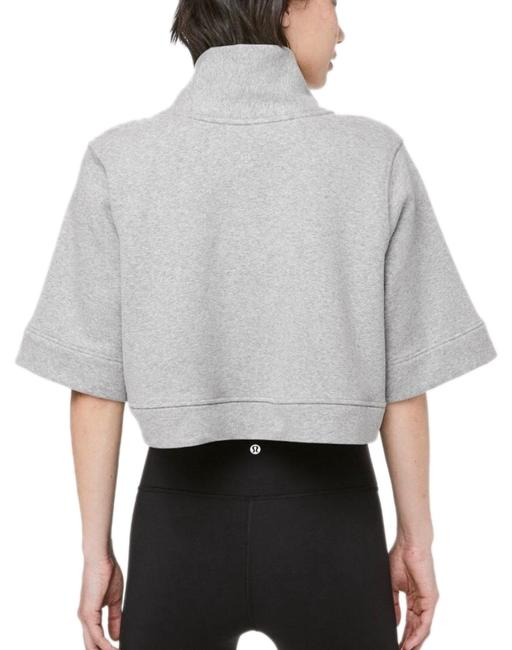 Item - Gray Free Ship Know Your Angles Poncho/Cape Size 8 (M)