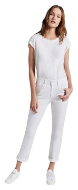 Item - White The Fling Capri/Cropped Jeans Size 26 (2, XS)