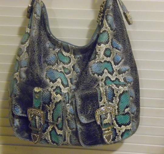 Charm and Luck Cross Body Bag