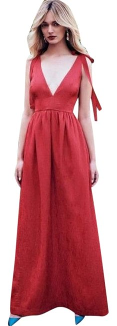 Item - Red Harlow Long Formal Dress Size 2 (XS)