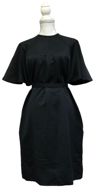 Item - Black Classic Mid-length Night Out Dress Size 6 (S)