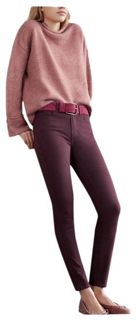 Item - Wine Hoxton Skinny Jeans Size 8 (M, 29, 30)