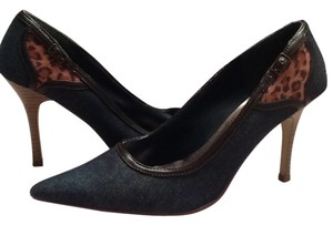 Varsavia Viamara denim Pumps