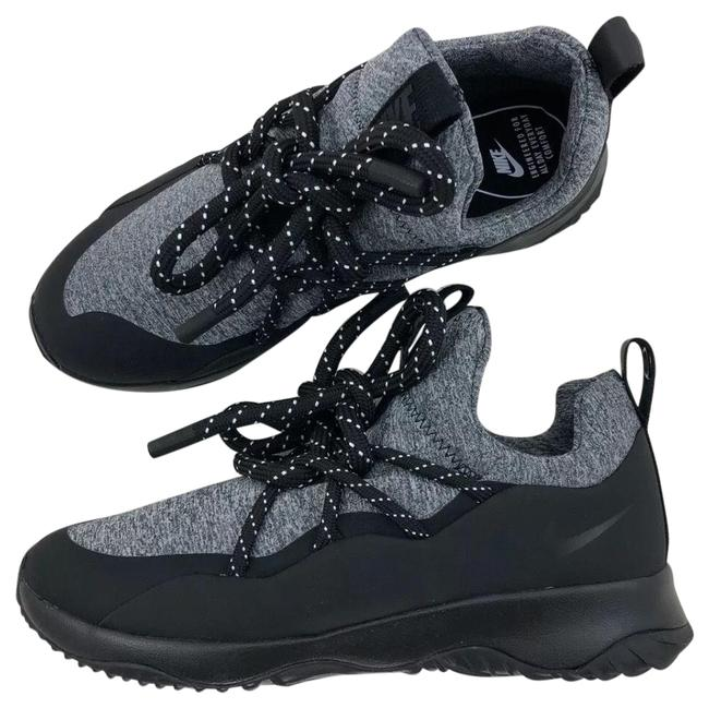 Item - Black Women's City Loop Has Standout Style with It's Sock Fit and Unique Lacing System. Sneakers Size US 9.5 Narrow (Aa, N)
