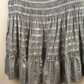 Anthropologie Silver/ Gray 1950217 Skirt Size 12 (L, 32, 33) Anthropologie Silver/ Gray 1950217 Skirt Size 12 (L, 32, 33) Image 3