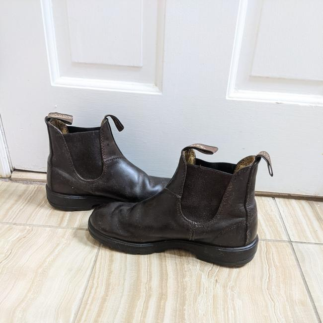 Item - Brown 550 Rustic Boots/Booties Size US 8.5 Regular (M, B)