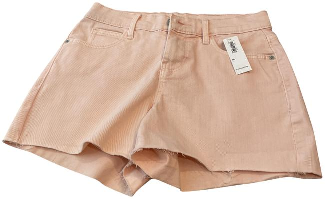 Item - Pink Medium Wash Boyfriend Denim Shorts Size 00 (XXS, 24)